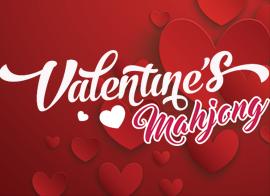 Mahjong valentijn