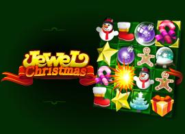 Jewel kerstmis