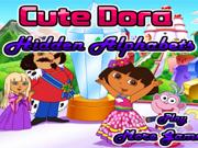 Dora's alfabet
