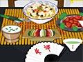 Gedekte Chinese eettafel