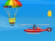 SpongeBob vliegen