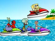 Spongebob Jet Ski