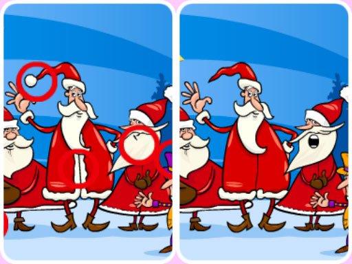 Kerstmis - zoek de versch…