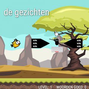Flappybird - Taal