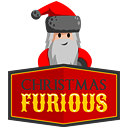 Kerstman  Furious