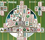 Xmass mahjong