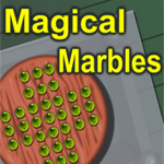 Magic marbles