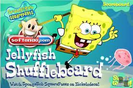 Spongebob Shuffleboard