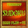 Tuesday sudoku